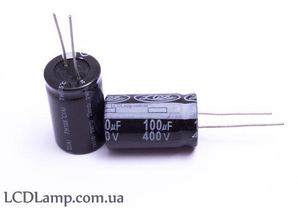 Конденсатор 400V 100uF (Jtec)