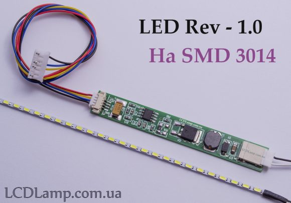 LED подсветканоутбука на SMD 3014