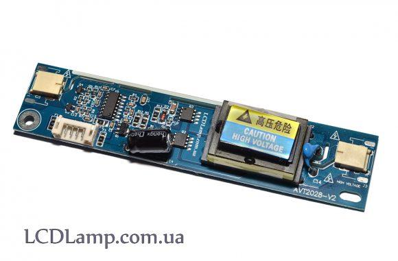 Универсальный инвертор на 2 лампы