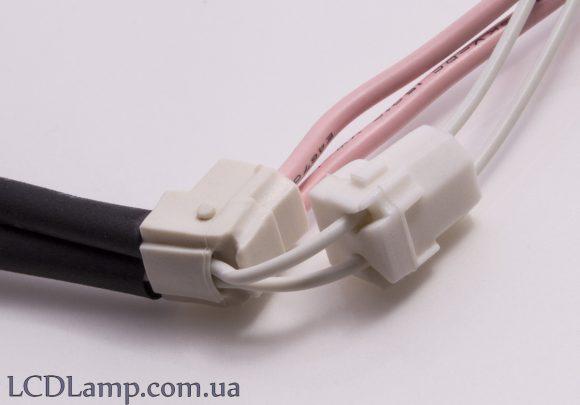 Полный комплект держателей ламп в сборе вид4