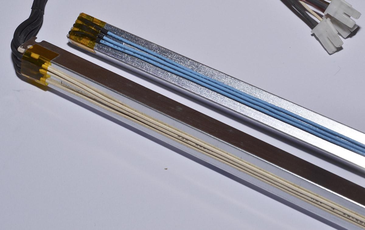 Сборки из 3-х ламп вид 2