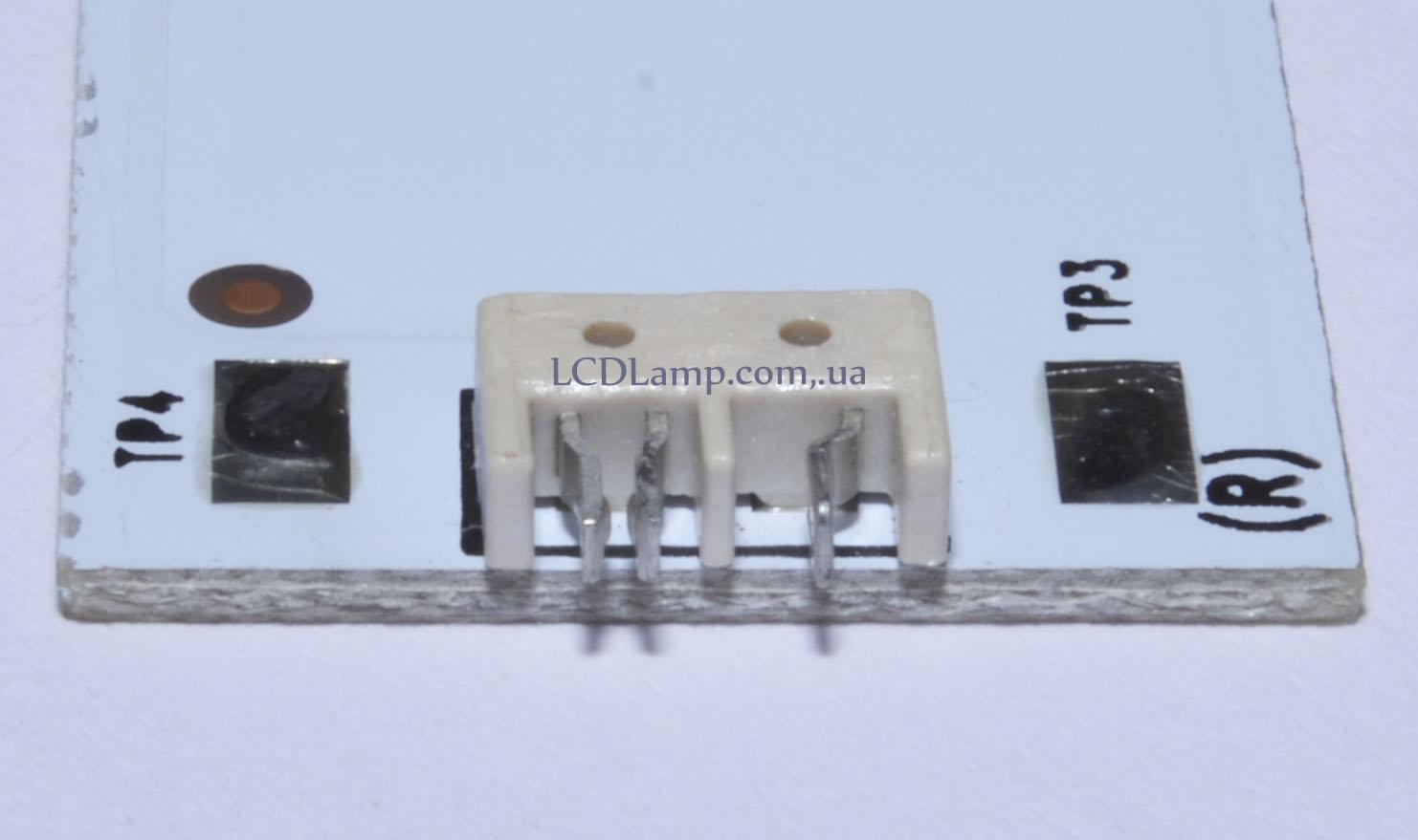 LED40F3300DC REV-00 string