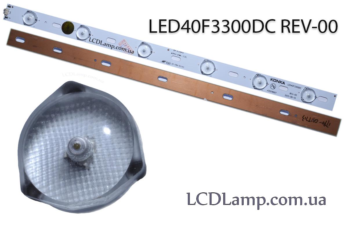 LED40F3300DC REV-00