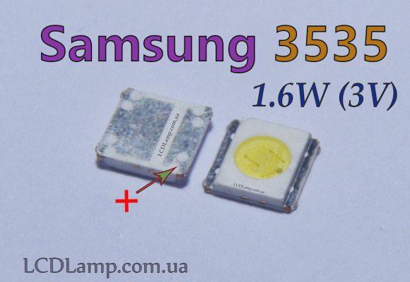 Samsung-SMD-3535-1.6W 3V