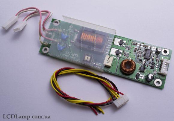 Универсальный инветрор SAMPO на 2 лампы