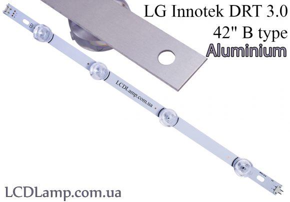 LG Innotek DRT 3.0 42 B type на Алюминиевом основании