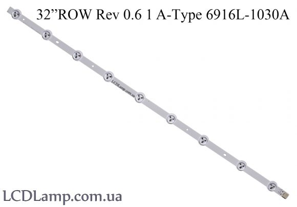 32 ROW Rev 0.6 1 A-Type 6916L-1030A