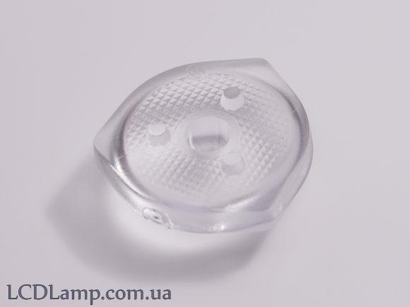 Линза LED TV LG обратная сторона
