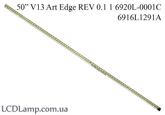50 V13 Art Edge REV 0.1 1 6920L-0001C 6916L1291A