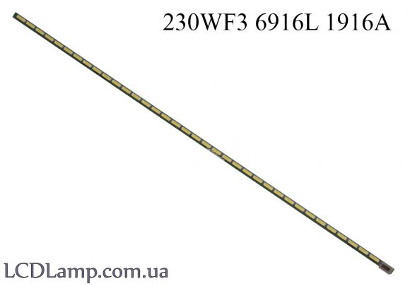 LVWF3 6916-1916A/LM230WF-3 230UA326916L1125B