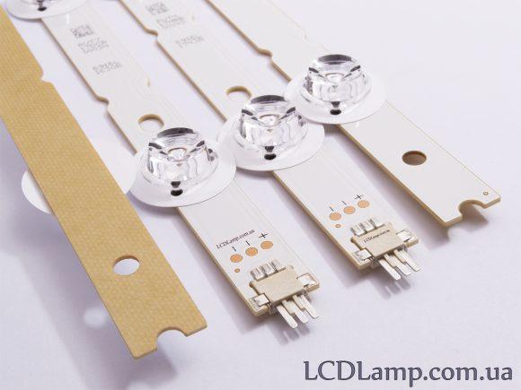"""LG 55"""" V14 (LB Серия) 55 V14 Slim DRT вид 1"""